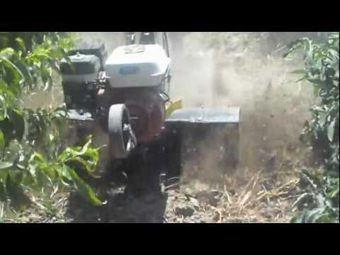 Yağmur 6 5 bg honda motorlu çapa makinası