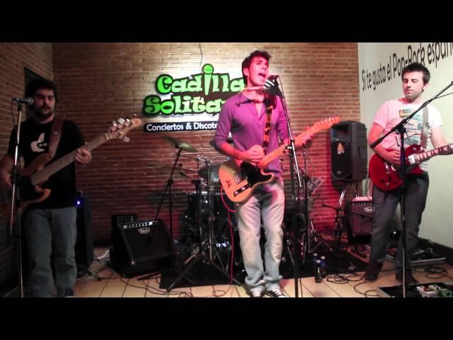 Vídeo de un concierto en Cadillac Solitario.