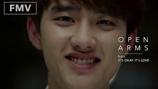 [MV]EXO「Open Arms」from.IT'S OKAY IT'S LOVE/ D.O. width=