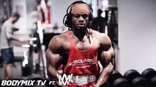 Hip Hop Workout Music Mix 2017   Gym Training Motivation