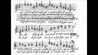 Martin Luther- Ein feste burg chorale melody