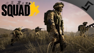 Russian Desert Medic - SQUAD - Russia vs USA Desert Warfare AAS Gameplay