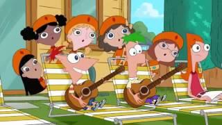 Phineas e Ferb - Olhando e Esperando (Versão Instrumental)