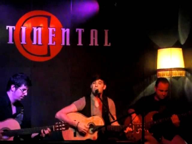 Vídeo de un concierto en la sala Continental de Barcelona.