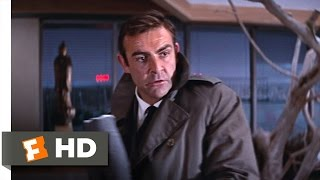 You Only Live Twice (1/10) Movie CLIP - Good Evening (1967) HD