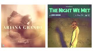 Moonlight x The Night We Met (mashup)