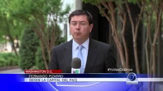 D'Latinos Noticias Edición Nacional 11pm (Mayo 8 de 2015)