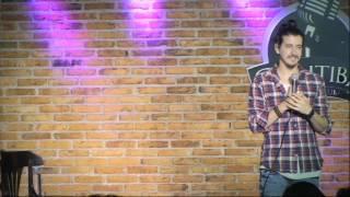 Afonso Padilha  - Improvisos com Jesus na Platéia - Stand-Up Comedy