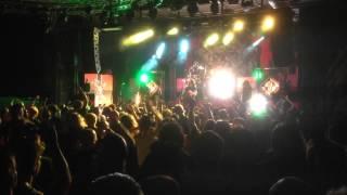 Machine Head - Locust, Live at The Circus, Helsinki 7.9.2015