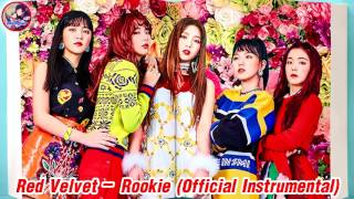 Red Velvet (레드벨벳) - Rookie [Official Instrumental]