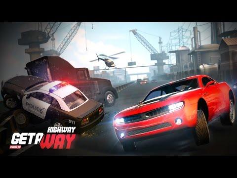 Highway Getaway Review (Prezentare joc pe HTC U Ultra/ Joc Android)