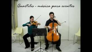 Concerning Hobbits - Senhor dos Anéis (Duo Quartilis - violino e cello)