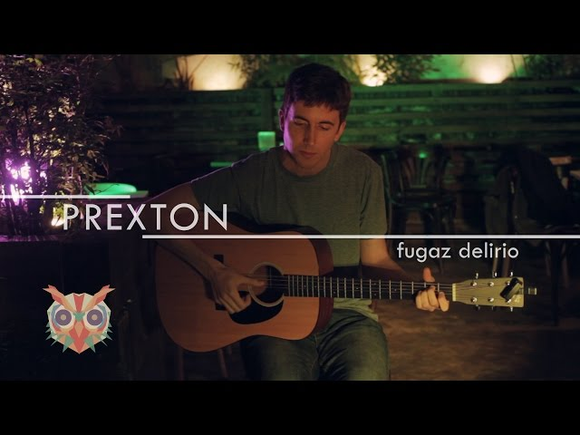 Video en acústico de Prexton para Moucho Records