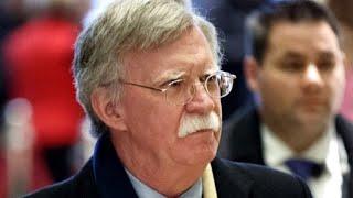 John Bolton begins role as Trump's national security adviser
