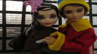 Ever After High Stop Motion: Partners In Crime [Feat. Eric Cartman][Viewer Discretion Advised]
