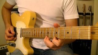 Soda Stereo | De Musica Ligera | Guitar Cover