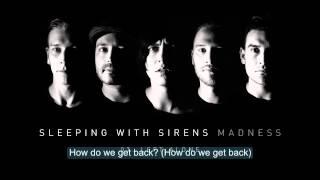 Left Alone - Sleeping With Sirens [lyrics]