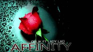 OBLIK FT LADY LAO - AFFINITY ( NOVEMBRE 2012 )