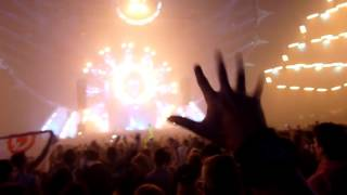 Audiotricz @ Qlimax 2016 - Come Running (Atmozfears remix)
