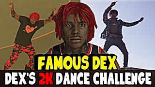 FAMOUS DEX - DEX DANCE AT MYPARK - NBA 2K17 - HOW TO MAKE FAMOUS DEX NBA 2K17