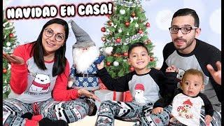 Decoramos la Casa de Navidad   Pino Navideño   Family Juega