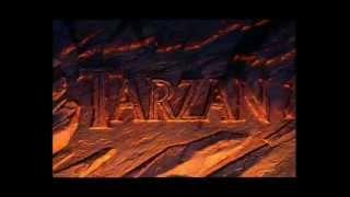 Tarzan Two worlds (Dva světy) CZ