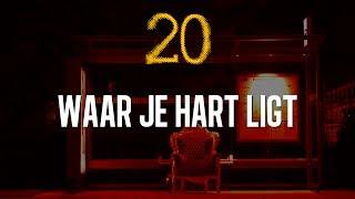 "20   CHO -""WAAR JE HART LIGT"" [Prod. Kaijmirbeats] #KK2"