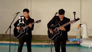 """Los De Las Guitarras """"LDLG"""" - Capitan Alberto Aguirre (En Vivo 2016)"""