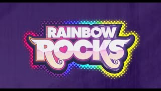 Equestria Girls Rainbow Rocks | Rise skillet | PMV