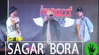 Sagar Bora || 13.13 crew || Impacct Diwali Dance Carnival || Satara