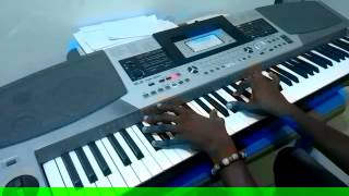 Piano chords for Sinach Waymaker