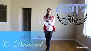 """#Got7_ASC - Got7 Fly Dance Cover [reupload with """"3D"""" audio]"""
