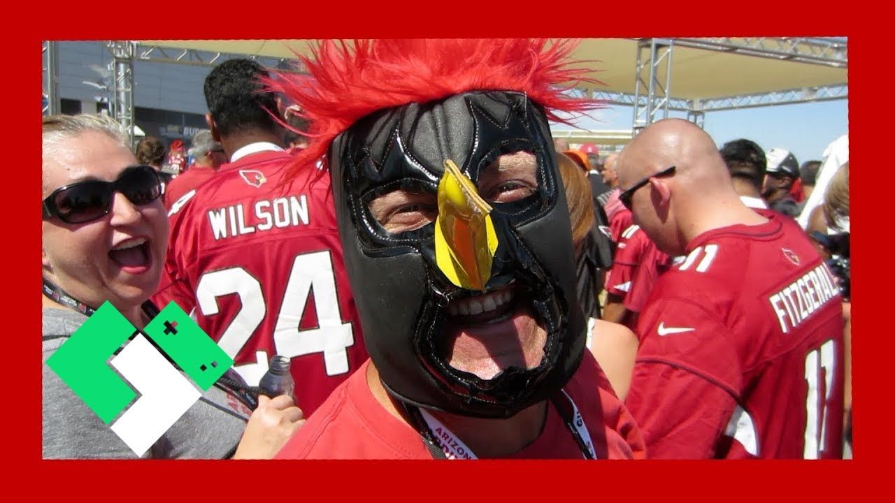 Razorgator Arizona Cardinals At Minnesota Vikings Season Tickets 2018