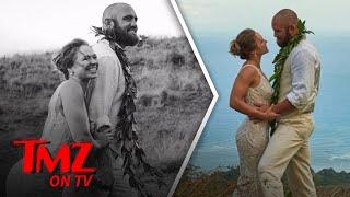 First Photos Of Ronda Rousey's Wedding | TMZ TV