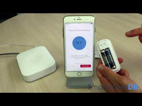 Z-Wave | Samsung SmartThings Z-Wave Plus Hub