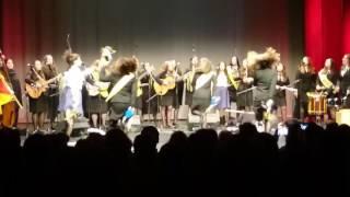 Tuna feminina Ipca 2017 Barcelos