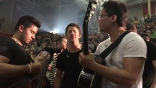 Tenth Avenue North: By Your Side (Live - Acoustic) - What You Want Tour 2016