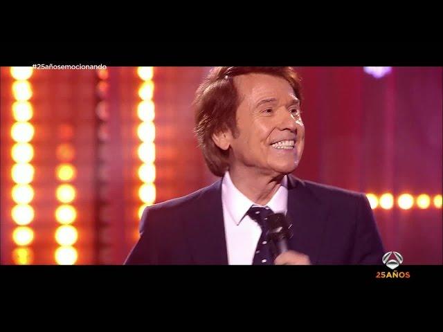 """Vídeo de Raphael cantando en directo """"Mi gran noche"""""""