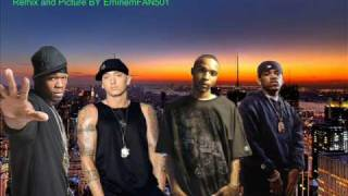 50Cent feat Eminem, Cashis Lloyd Banks You don´t know remix By EminemFan501