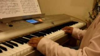 ikaw played on piano by alendre llantada