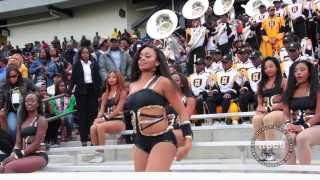 Freaky Girl - Gucci Mane - The Stingettes of Alabama State