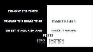 Zero emotion