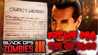 BO3 Zombies SOE: Easter Egg Sal de Luca y la Carta Secreta