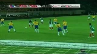 Nery Castillo Goal vs Brasil - Copa America 2007