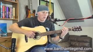 In Dreams by Ben Howard - Bantham Legend cover