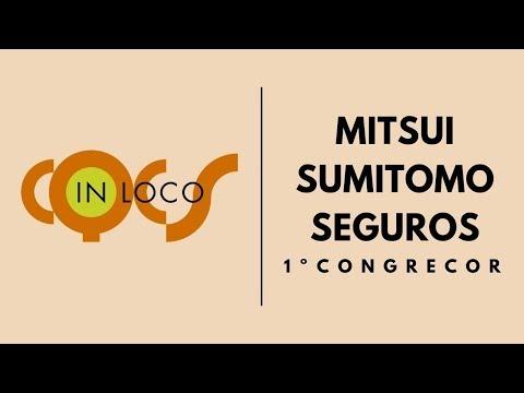 Imagem post: Mitsui Sumitomo Seguros no 1º CONGRECOR