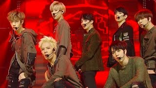 《POWERFUL》 GOT7 (갓세븐) - Hard Carry (하드캐리) @인기가요 Inkigayo 20161016