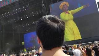 Bomba Estereo To My Love Lollapalooza 2018