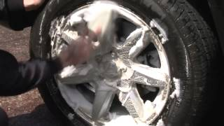 Clean your Wheels & Tyres with CRC Industries