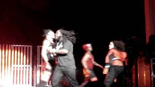 T-Pain- Hey Baby(Drop It To the Floor) (Chris Brown's F.A.M.E. Tour Concert) 9/16/11